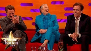 Hugh Laurie's Hilarious Story of Working With A Lion    The Graham Norton Show