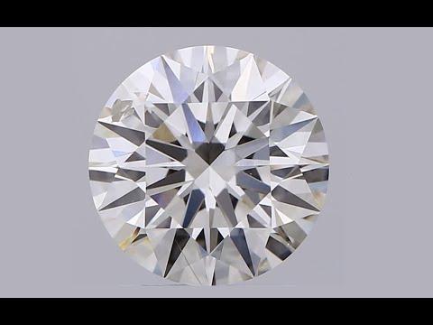 2.01ct Lab Grown Diamond CVD I SI2 IGI Certified Round Brilliant Cut