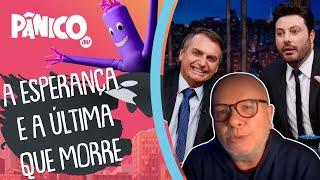 Marcelo Tas: 'Só voto no Danilo Gentili se ele for contra o Bolsonaro'