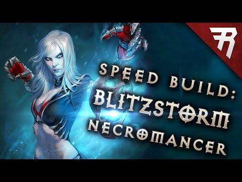 Diablo 3 2.6 Necromancer speed build: Inarius T13 (Guide, Season 11)