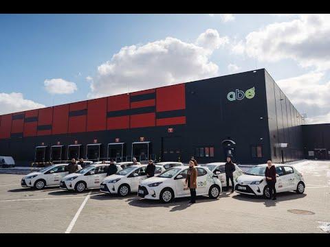 Nowa flota w ABE Dystrybucja. Toyota Yaris dla przedstawicieli handlowych
