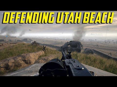 Hell Let Loose - Defending Utah Beach