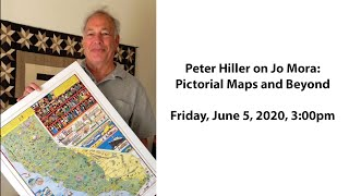 Peter Hiller On Jo Mora: Pictorial Maps And Beyond