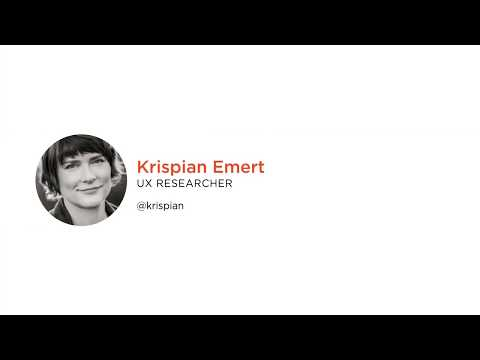 UX Skills: Conducting UX Research Course Preview - YouTube