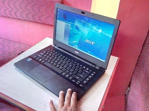 Unboxing Acer 14 Inch Core i3 Laptop (TravelMate P246) Review & Hands On