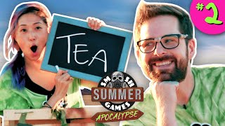 SPILLING THE TEA | Smosh Summer Games: Apocalypse Ep. 2