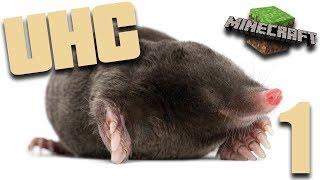 VINTAGECRAFT UHC (Season 3) - EP01 - Moles!
