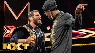 Velveteen Dream chooses to go after Johnny Gargano's NXT North American Title: WWE NXT, Feb. 6, 2019