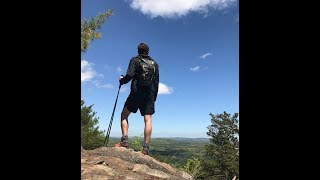 Allegheny 100 Training Hike: 39.3 Mile LKD Loop & Nine Trails Vest Test