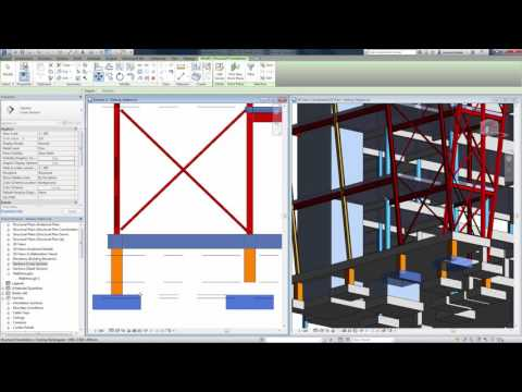 Revit 2017 - Improved Structural Foundations