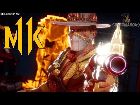 """First Time Playing Kombat League! - Mortal Kombat 11: """"Erron Black"""" Gameplay"""
