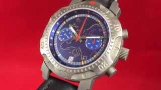 Poljot Europa 2000 Titan Chronograph