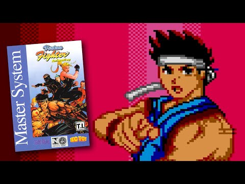 Virtua Fighter Animation - Master System Complete Longplay