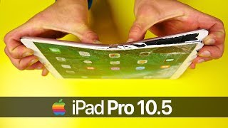 Apple iPad Pro 10.5 Drop Test & Bend Test!