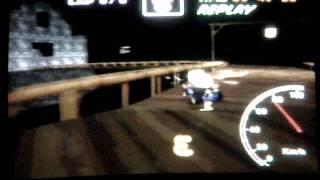 """Mario kart 64 - BB lap - 40"""" 87"""