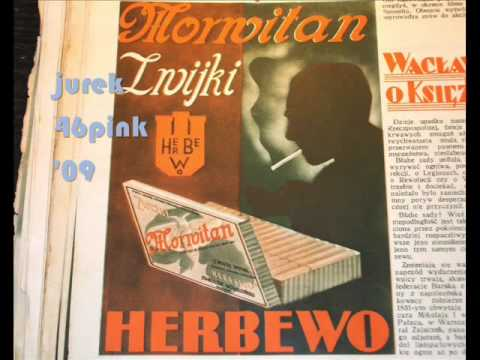 "Tango - reklama: ""Morwitan, to nasz znak !"", Adam Aston, 1937"