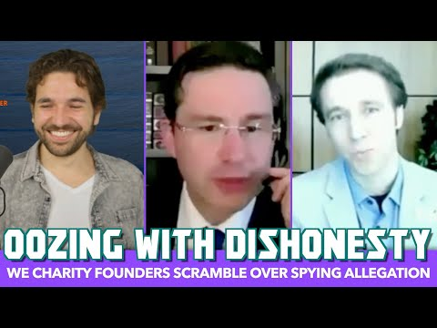 WE Charity Founders Scramble Over Spying Allegation | Rash Hour