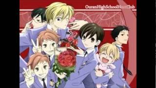 Ouran High School Host Club-Sakura Kiss