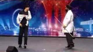 Michael Jackson meets Bhangra!!