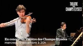 Daniel Lozakovich - Alexander Romanovsky, Sonate n°1 op.105 de Schumann