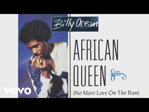 Billy Ocean - African Queen (No More Love On the Run) (Official Audio)