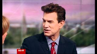 Chris Isaak on BBC Breakfast 23.01.12