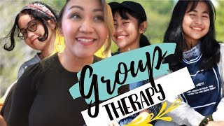 Social Work Group Therapy || Co -facilitating a Girls Group