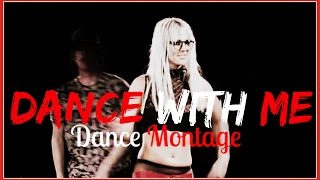 Aaron Carter ft. Britney Spears-Dance With Me **2013 DANCE MONTAGE** HD