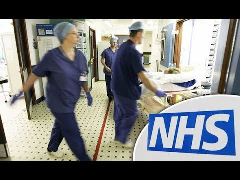 NHS Nurse Says Her Whole Team Are On Antidepressants Because Of Stress