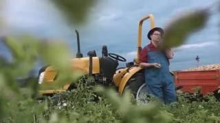 Гарик Бульдог Харламов меняет профессию! тракторист