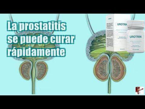 Hogy a prosztatitis krónikus