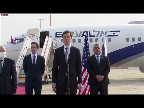Απευθείας εμπορική πτήση Τελ Αβίβ-Ραμπάτ για πρώτη φορά…