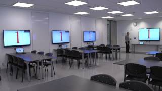 Active Learning Classroom - eClassroom instructional video_Seneca College