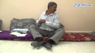 preview picture of video 'Al Mazraâ - Tébessa : Paralysé suite à une hypertension, il est radié et abandonné depuis 2002'