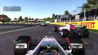 F1 2017 | Haas F1 Career Mode | Race 1/20