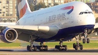 INCREDIBLE Golden Arrivals | Plane Spotting At Vancouver YVR