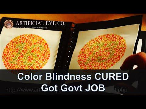 A látásromlás miatti egyensúlyhiány
