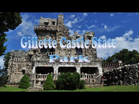 Video Connecticut Travel Destination & Attractions | Visit Gillette Castle State Park  Show