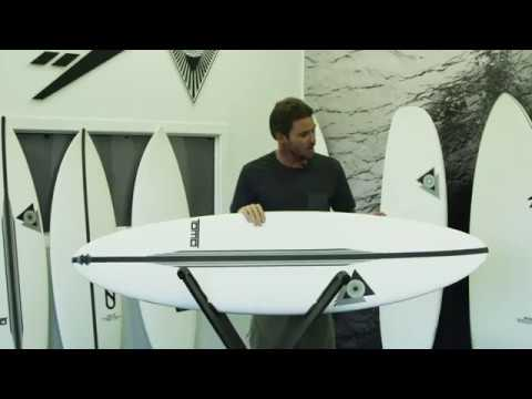 "Daniel Thomson Breaks Down The ""Mini Step-Up"" Hydronaut Surfboard Model 