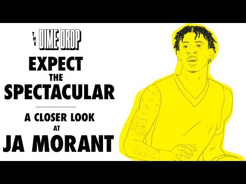 Expect the Spectacular: A Closer Look at Ja Morant (Player Breakdown / Scouting Reel)