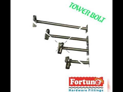 Steel Tower Bolt