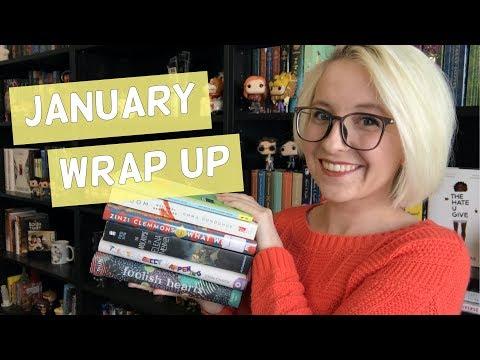 January Wrap Up | 2018