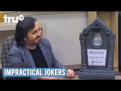 Impractical Jokers - Q's Musical Tombstone | truTV