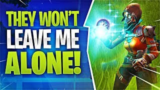 THEY WON'T LEAVE ME ALONE! Feat. Dr. Lupo, GronKy, & Aydan