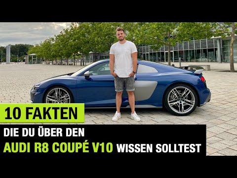10 Fakten, die DU über DEN Audi R8 V10 Performance (620 PS) wissen solltest! 💙 Fahrbericht | Review