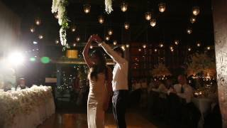 Kerstin & Matt's wedding dance choreography - You & I (Nobody in the World) - John Legend
