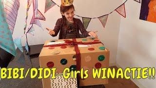 DIY: BIBI / DIDI-Girls WINACTIE!! (WINNAARS BEKEND - Zie beschrijving onder de video)