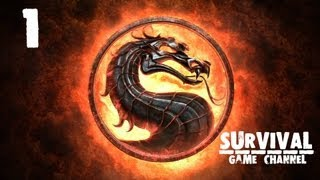 Прохождение Mortal Kombat — Часть 1: Возвращение в прошлое