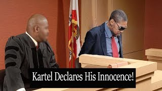Vybz Kartel Lawyers EXP0$E$ P0Iice During Appeal   Kartel Says His Hands Are Clean 2018