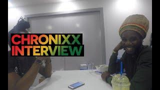 "Chronixx ""Tek Your Time!"" Shares The Best Advice. - Reasonings @ Adidas London."